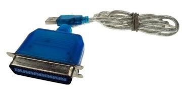 LPT-адаптер Centronics - USB доставка товаров из Польши и Allegro на русском