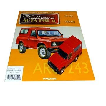 газета 179 модель ARO 243 Знаковые автомобили Польской Народной Республики  доставка товаров из Польши и Allegro на русском