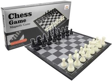 Шахматы Магнитные Классические Дорожные 32x32 доставка товаров из Польши и Allegro на русском