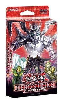 Yu-Gi-Oh! Hero Strike Structure Deck STREFA24 доставка товаров из Польши и Allegro на русском