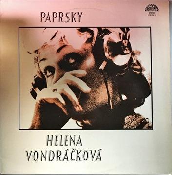 LP HELENA VONDRAĆKOVA PAPRSKY доставка товаров из Польши и Allegro на русском