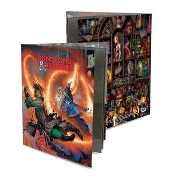 D&D RPG: Character Folio - Wizard доставка товаров из Польши и Allegro на русском