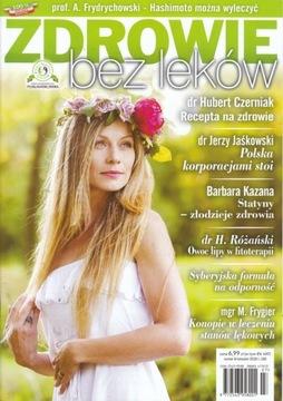 Zdrowie Bez Leków 8/2020 (38) доставка товаров из Польши и Allegro на русском