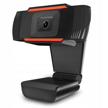 Kamera internetowa USB Kamera z mikrofon доставка товаров из Польши и Allegro на русском