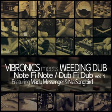 Vibronics Meets Вашего Свадебного Dub - Note Fi Note , Даб доставка товаров из Польши и Allegro на русском