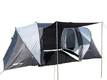CAMP tent 3500 мм.туристическая палатка 4 os.440x240cm доставка товаров из Польши и Allegro на русском