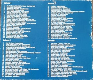 100 JAZZ GREATS 4XCD доставка товаров из Польши и Allegro на русском