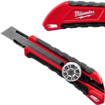 Нож, нож с отламывающимся лезвием 18 мм MILWAUKEE обоев доставка товаров из Польши и Allegro на русском