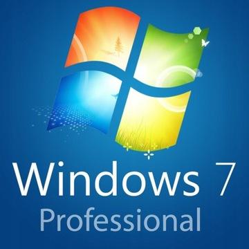 Windows 7 Professional 32/64 Bit Klucz PL доставка товаров из Польши и Allegro на русском