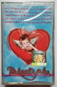 Кассетная лента - Składanka - Valentine  доставка товаров из Польши и Allegro на русском
