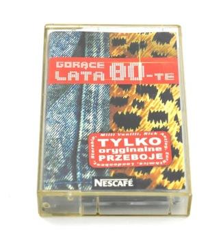 Горячие 80-е - кассета доставка товаров из Польши и Allegro на русском