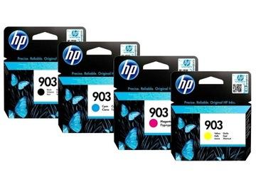 4x ЧЕРНИЛА HP 903 OFFICEJET PRO 6900 6950 6960 6970 ! доставка товаров из Польши и Allegro на русском