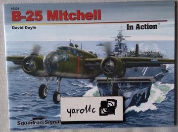 B-25 Mitchell in action - Squadron/Signal доставка товаров из Польши и Allegro на русском
