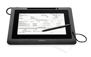 Графический планшет экрана Wacom DTU-1031X доставка товаров из Польши и Allegro на русском