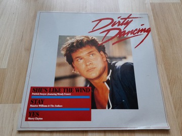Dirty Dancing Maxi Single Swayze Williams Clayton доставка товаров из Польши и Allegro на русском