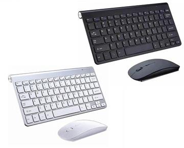 Клавиатура беспроводная мышь оптическая мышь доставка товаров из Польши и Allegro на русском