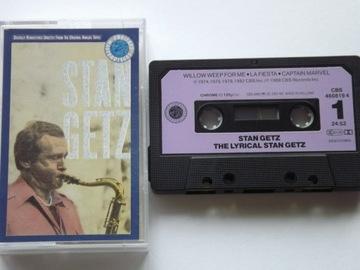 Stan Getz - The Lyrical Stan Getz 1988 доставка товаров из Польши и Allegro на русском
