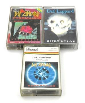 DEF LEPPARD - kasety magnetofonowe доставка товаров из Польши и Allegro на русском