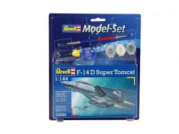 REVELL Model do sklejania Set F-14D Super Tomcat доставка товаров из Польши и Allegro на русском