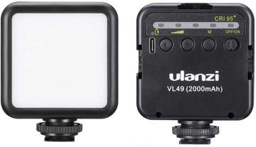 Лампа осветительная 49 LED для камеры камеры tel. доставка товаров из Польши и Allegro на русском