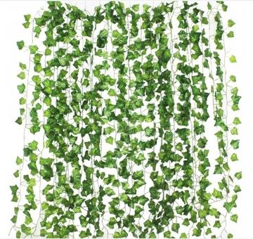 Плющ Drobnolistny Искусственное Растение для Украшения доставка товаров из Польши и Allegro на русском