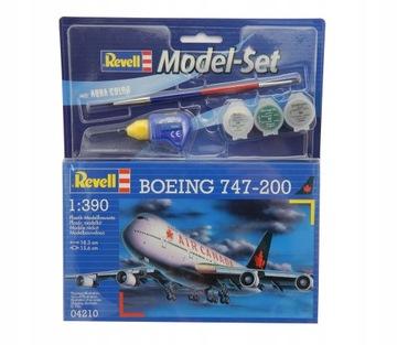 A7287 Model samolotu do sklejania zestaw Boeing доставка товаров из Польши и Allegro на русском