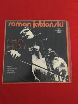 Roman Jabłoński Cello Recital доставка товаров из Польши и Allegro на русском