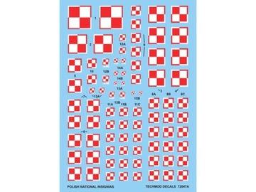 Надпись польша шахматная доска 48007 Techmod доставка товаров из Польши и Allegro на русском