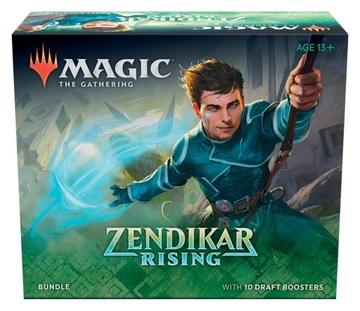 MTG - Zendikar Rising Bundle доставка товаров из Польши и Allegro на русском