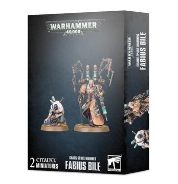 Фабиус Байл | Chaos Space Marines | Warhammer 40k доставка товаров из Польши и Allegro на русском