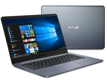 Asus L406 N4000 2.6 Ггц 4GB 64GB 14' HD, Win10 доставка товаров из Польши и Allegro на русском