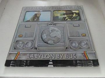 Bob Marley & The Wailers - Babylon By Bus VG+ доставка товаров из Польши и Allegro на русском