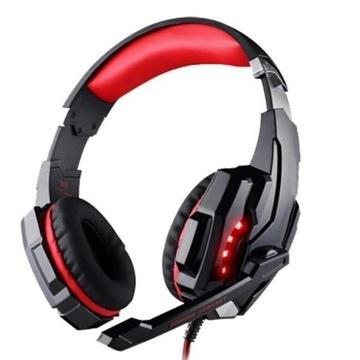 Zestaw słuchawkowy do gier PS4 USB 3.5mm доставка товаров из Польши и Allegro на русском