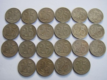 Чехословакия 25 геллеров 1933  доставка товаров из Польши и Allegro на русском