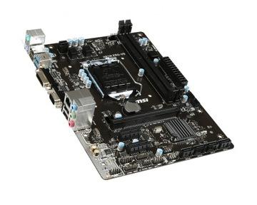 Материнская ПЛАТА MSI H81M PRO-VD S1150 USB3 PCIE3.0 OC доставка товаров из Польши и Allegro на русском