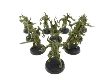 Death Guard Nurgle Poxwalkers zestaw 10 figurek доставка товаров из Польши и Allegro на русском