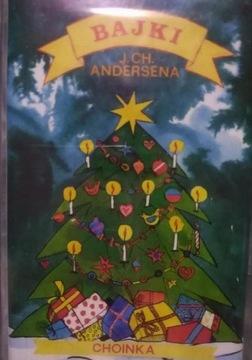 Сказки Андерсена - рождественская ЕЛКА - Картридж audio доставка товаров из Польши и Allegro на русском