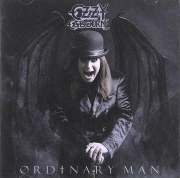 ОЗЗИ ОСБОРН: ORDINARY MAN (CD) доставка товаров из Польши и Allegro на русском
