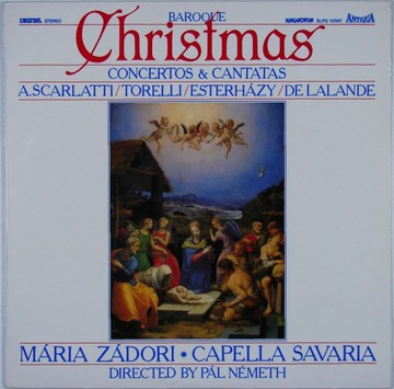BAROQUE CHRISTMAS - Concertos & Cantatas - EX+ доставка товаров из Польши и Allegro на русском