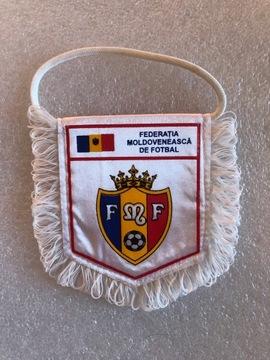 Молдова Футбольная Федерация - вымпел оригинал доставка товаров из Польши и Allegro на русском
