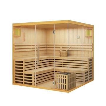 Domowa Sauna Sucha Fińska Premium PRO  Harvia