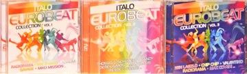 Italo Eurobeat Collection CD KOMPLETNA SERIA !!! доставка товаров из Польши и Allegro на русском