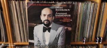 J.S.BACH/F. MENDELSSOHN - PIANO CONCERTOS доставка товаров из Польши и Allegro на русском