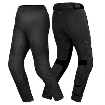 Spodnie motocyklowe letnie SHIMA JET BLACK GRATISY доставка товаров из Польши и Allegro на русском