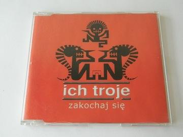 Ich Troje Zakochaj Się CD SINGIEL доставка товаров из Польши и Allegro на русском