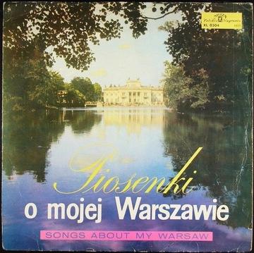 ПЕСНЯ О МОЕЙ ВАРШАВЕ -1966 - различные исполнители доставка товаров из Польши и Allegro на русском