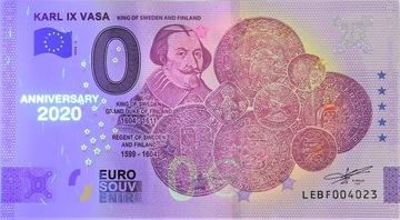 0 Euro - Karol IX Waza - 2020 - ANNIVERSARY доставка товаров из Польши и Allegro на русском