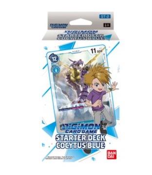 Digimon Card Game - Starter Deck Cocytus Blue ST-2 доставка товаров из Польши и Allegro на русском