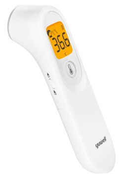 Термометр бесконтактный медицинский YUWELL сертификат! доставка товаров из Польши и Allegro на русском