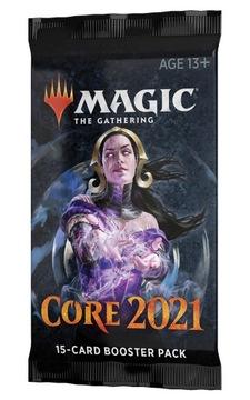 MTG Core Set 2021 Booster Pack доставка товаров из Польши и Allegro на русском